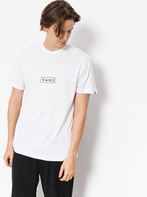 T-shirt Vans Easy Box (white)