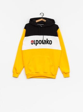 Bluza z kapturem El Polako Elpo New HD (yellow)