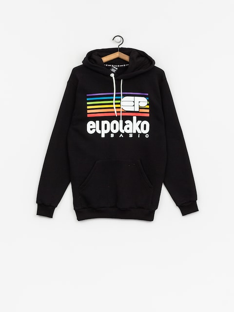 Bluza z kapturem El Polako Rainbow HD