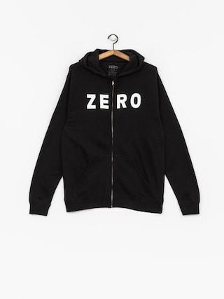 Bluza z kapturem Zero Army ZHD (black)