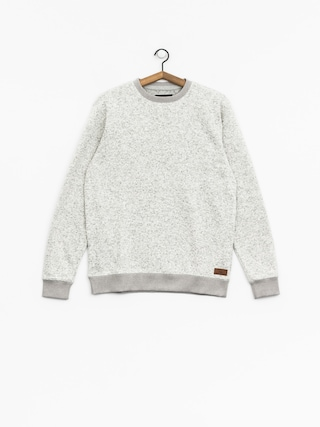 Bluza Quiksilver Keller (light grey heather)