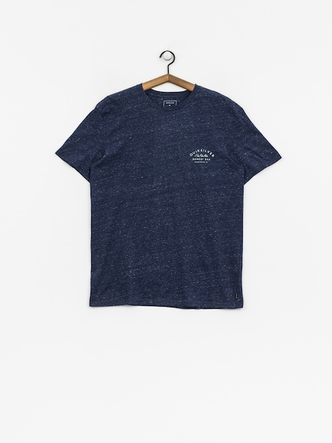 T-shirt Quiksilver Banzaibar (medieval blue heathe)
