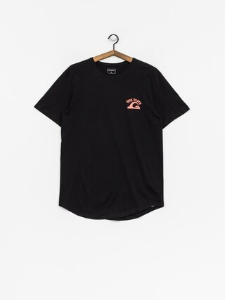 T-shirt Quiksilver Lonely Frustrat (black)