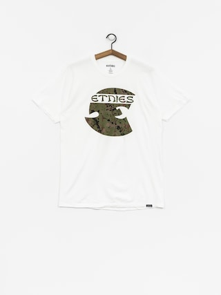 T-shirt Etnies Cream (white)
