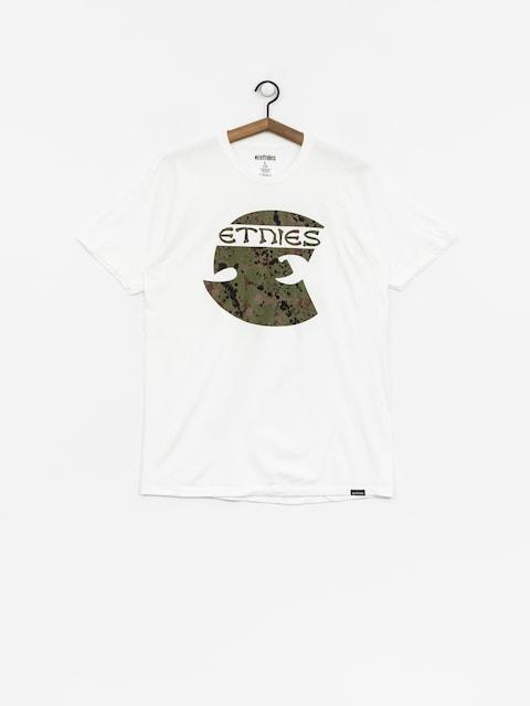 T-shirt Etnies Cream (white)