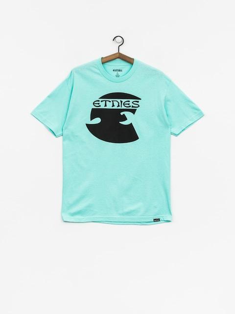 T-shirt Etnies Cream (light green)