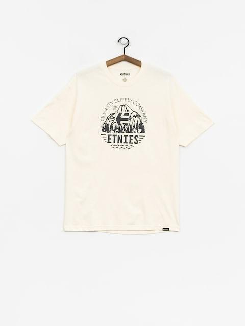 T-shirt Etnies Yosemite (putty)