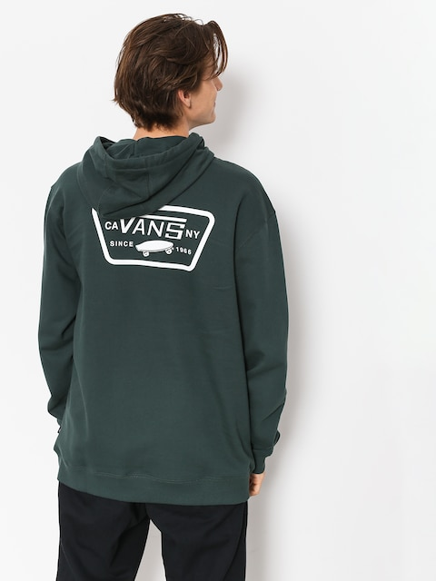 Bluza Vans Full Patched (darkest spruce)