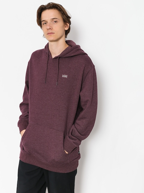 Bluza z kapturem Vans Basic HD (port royale heather)