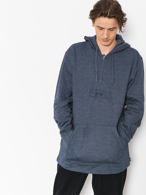 Bluza Vans Easy Box Qtr Zip (dress blues heather)
