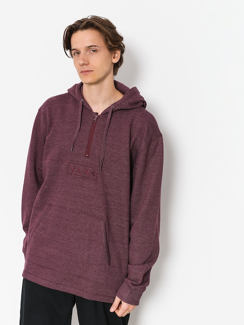 Bluza Vans Easy Box Qtr Zip (port royale heather)