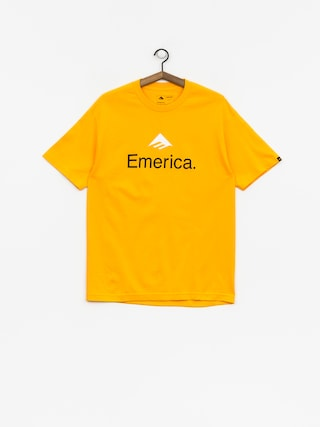 T-shirt Emerica Emerica Skateboard Logo (gold)