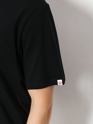 T-shirt Element Ripples (flint black)