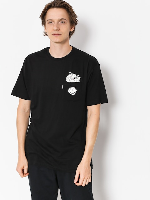 T-shirt RipNDip Nermamanic (black)