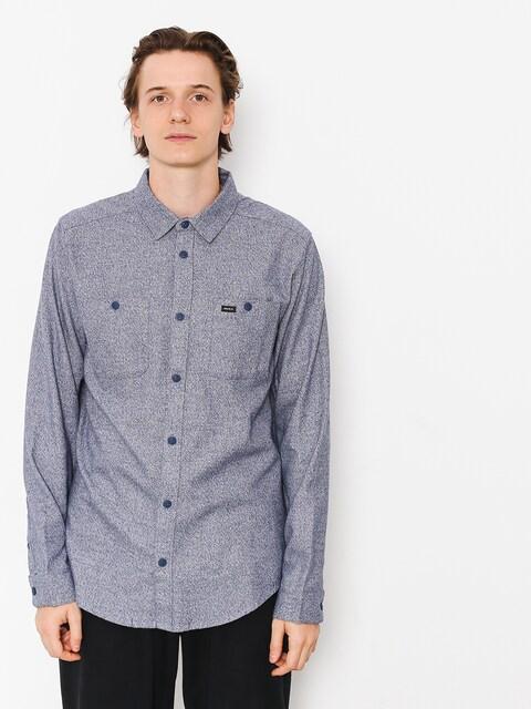 Koszula RVCA Twisted Ls (shady blue)