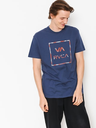 T-shirt RVCA Va All The Way (seattle blue)