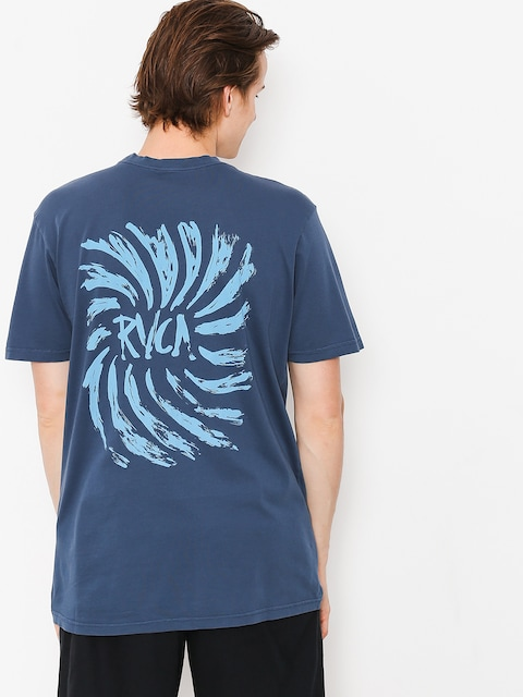 T-shirt RVCA Spinner (seattle blue)