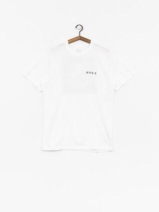 T-shirt RVCA Detention (white)