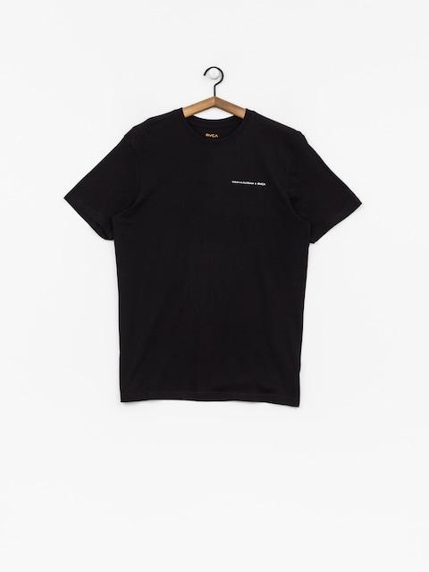 T-shirt RVCA Fletcher Skull