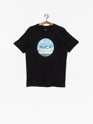T-shirt RVCA Rvca Motors Standard (black)