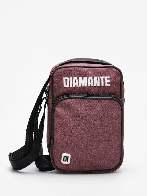 Torba Diamante Wear White Logo (burgundy jeans)
