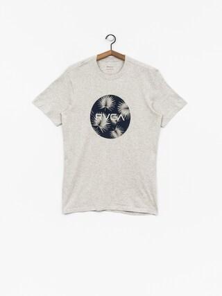 T-shirt RVCA Rvca Motors Standard (snow marle)