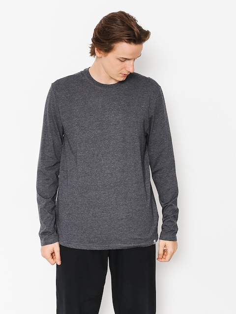 Longsleeve Element Basic Crew (charcoal heather)