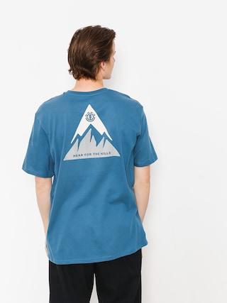 T-shirt Element Delta (blue steel)