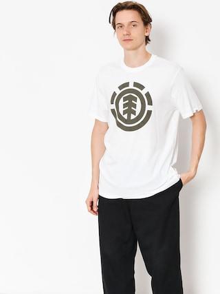 T-shirt Element Explorer Logo (optic white)