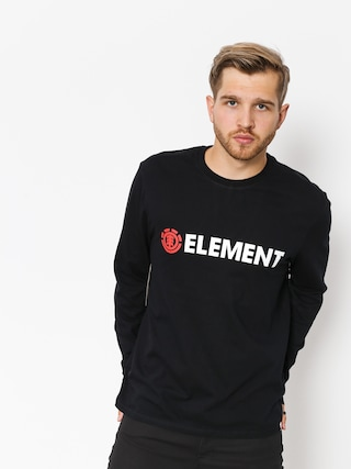 Longsleeve Element Blazin (flint black)