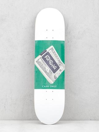 Deck DGK Cash Only (white/green)