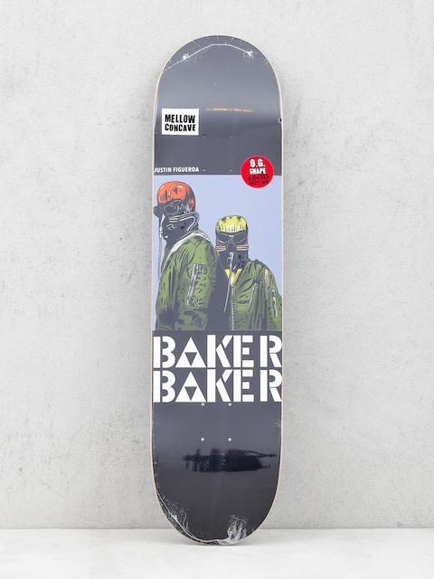Deck Baker Jf Never Reissue (black)