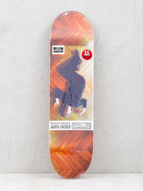 Deck Baker Dd Jarvis Tribute (brown)