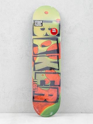 Deck Baker Jf Brand Name Lava (green/orange)