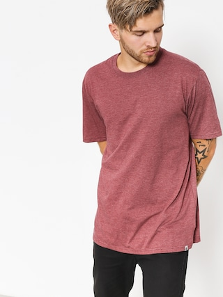 T-shirt Element Basic Crew (oxblood heather)