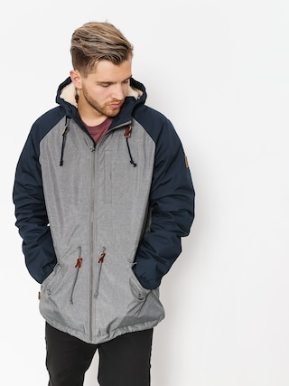 Kurtka Element Stark Heather Raglan (mid grey htr)