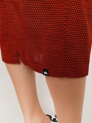 Spódnica Stussy Faye Tube Skirt Wmn (orange)