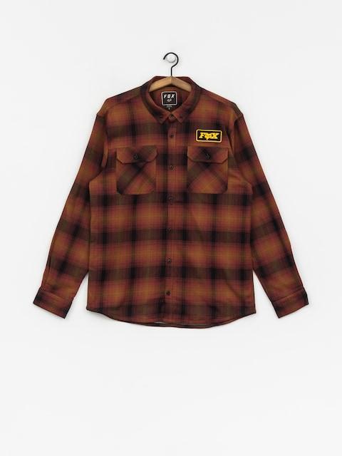 Koszula Fox Gorman Overshirt 2 0 (brx)