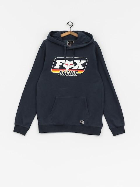 Bluza z kapturem Fox Throwback HD (nvy)