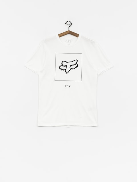 T-shirt Fox Crass (opt wht)