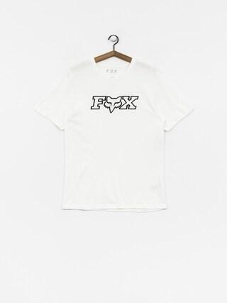 T-shirt Fox F Head (opt wht)