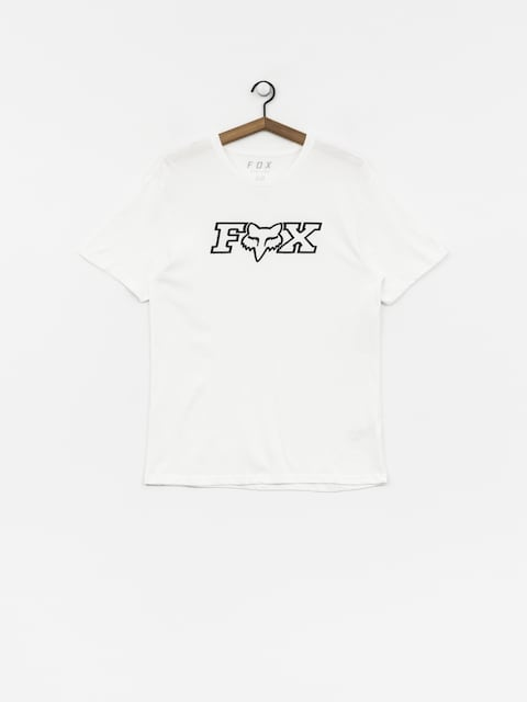 T-shirt Fox F Head (opt wht)
