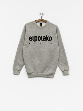 Bluza El Polako Classic (grey heather)