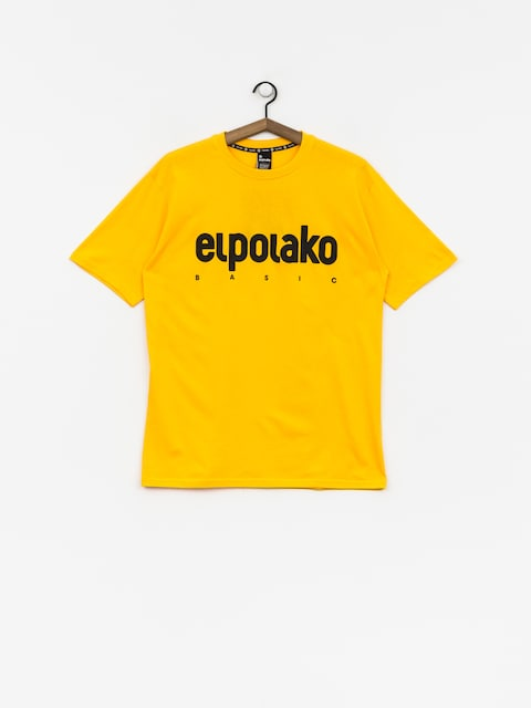 T-shirt El Polako Classic (yellow)