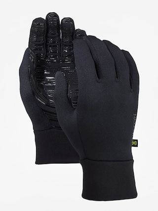 Rękawice Burton Powerstretch Lnr (true black)