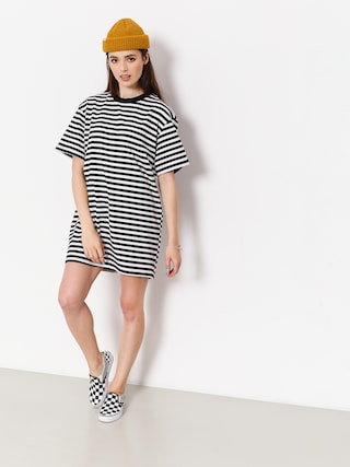 Sukienka The Hive Stripe Dress Wmn (black/white)