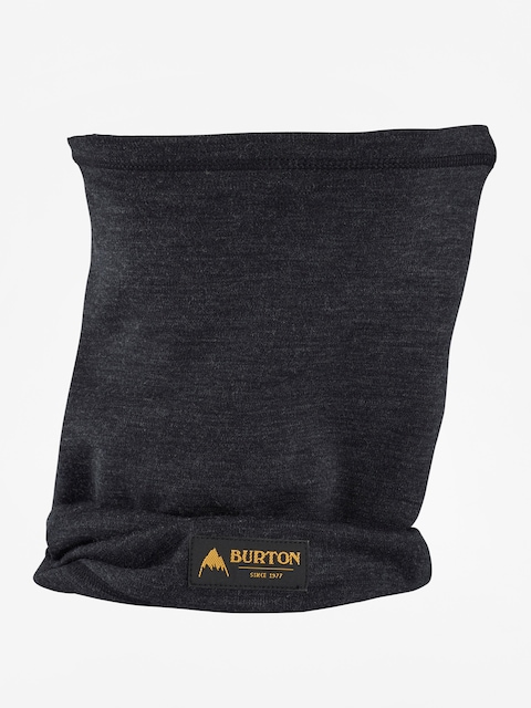 Ocieplacz Burton Merino Wool Nckwmr (true black heather)