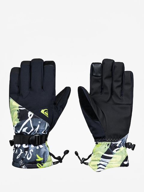 Rękawice Quiksilver Mission Glove (construct black)