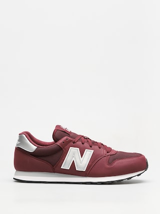 Buty New Balance 500 (burgundy)