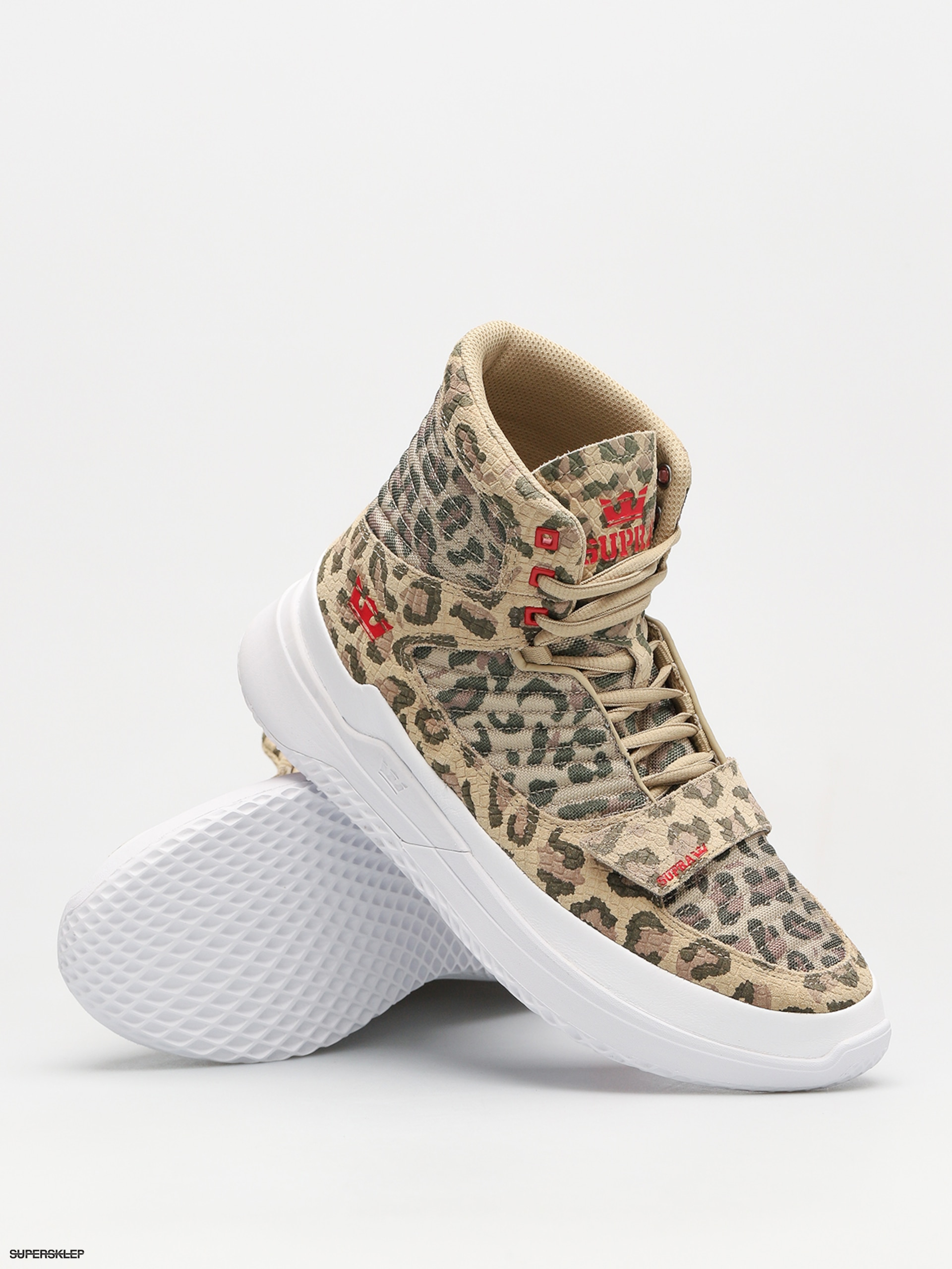 Buty Supra Theory (animal white) fbe8242196e4